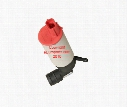 Windshield Washer Pump - Rear - Genuine Volvo 30816115