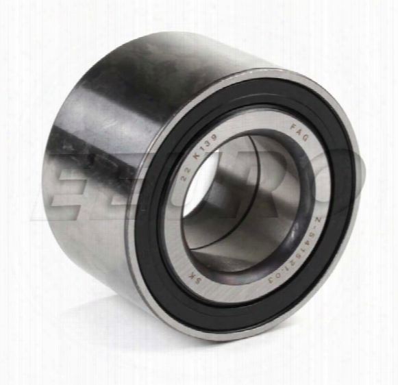 Wheel Bearing - Rear - Fag 541521c Bmw 33411123415