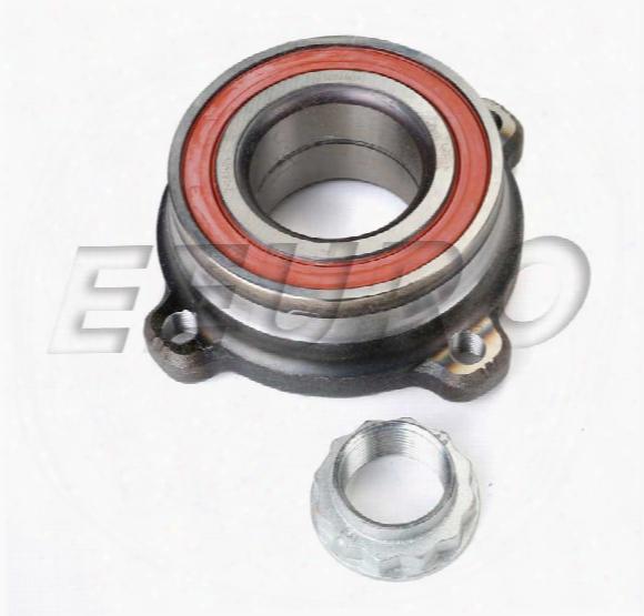 Wheel Bearing - Rear - Fag 7136493400 Bmw 33411095652