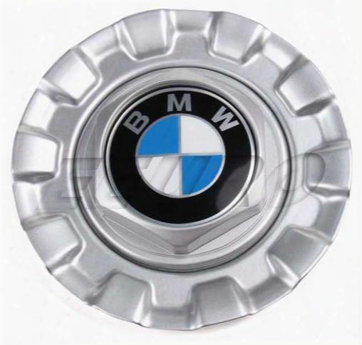 Wheel Center Cap (w/ Emblem) - Genuine Bmw 36131093908
