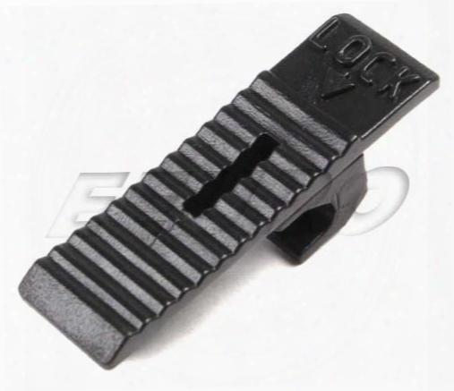 Windshield Wiper Blade Retainer Clip - Genuine Bmw 61618231740