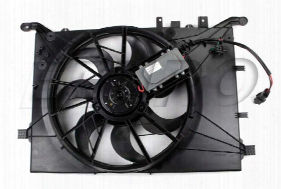 Auxiliary Cooling Fan Assembly - Proparts 87439675 Volvo 30680547