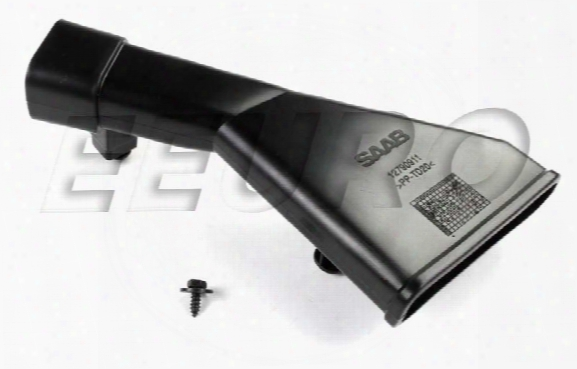 Battery Air Duct - Front - Genuine Saab 12790911