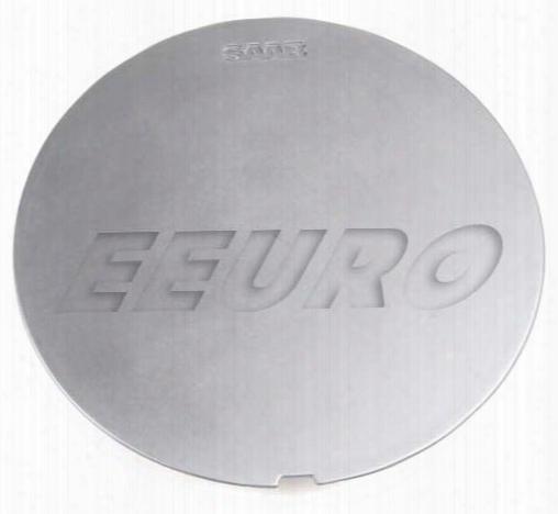 Center Cap (silver) - Genuine Saab 105123400