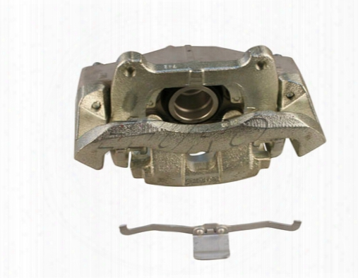 Disc Brake Caliper - Front Driver Side (336mm) - Nugeon 2209333l Volvo 8602857