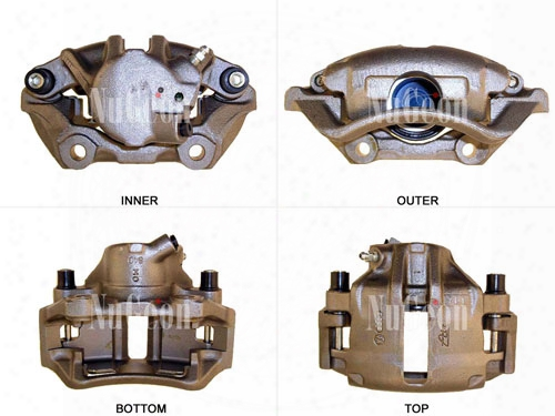 Disc Brake Caliper - Front Driver Side - Nugeon 2202108l Vw