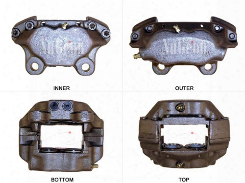 Disc Brake Caliper - Front Driver Side - Nugeon 2202301l Bmw
