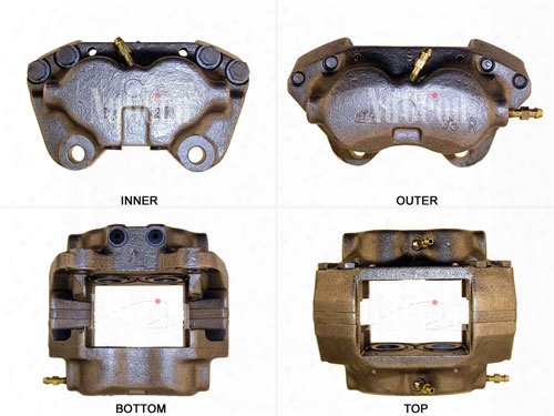 Disc Brake Caliper - Front Driver Side - Nugeon 2202303l Bmw