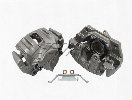 Disc Brake Caliper - Front Driver Side - Nugeon 2202319l Bmw