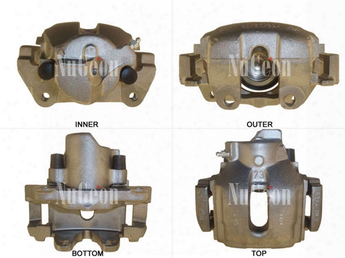 Disc Brake Caliper - Front Driver Side - Nugeon 2202406l Bmw