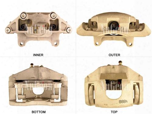 Disc Brake Caliper - Front Passenger Side - Nugeon 2202114r Vw