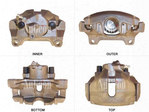 Disc Brake Caliper - Front Passenger Side - Nugeon 2202121r Vw