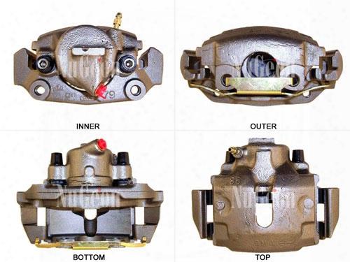Disc Brake Caliper - Front Passenger Side - Nugeon 2202311r Bmw