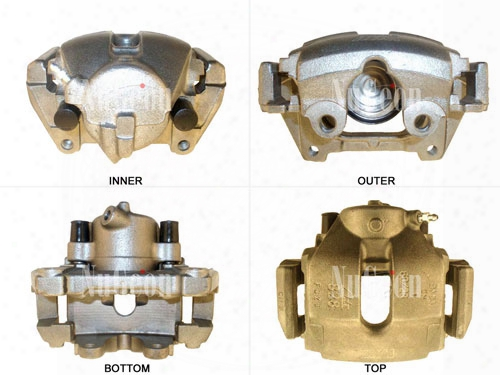 Disc Brake Caliper - Front Passenger Side - Nugeon 2202410r Bmw