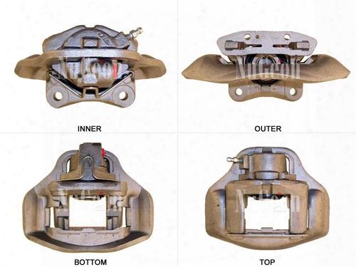 Disc Brake Caliper - Front Passenger Side - Nugeon 2203301r Vw