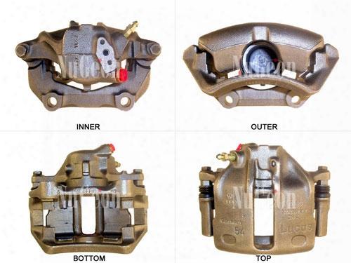 Disc Brake Caliper - Front Passenger Side - Nugeon 2203312r Vw