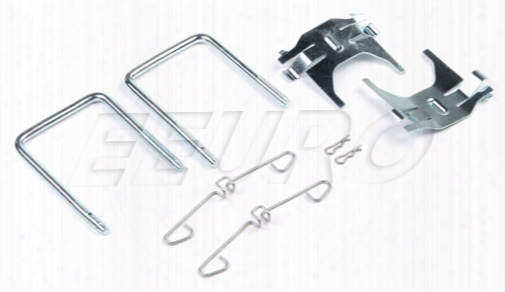 Disc Brake Caliper Hardware Kit - Front - Proparts 51992032 Saab 7874548