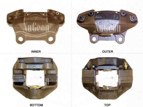 Disc Brake Caliper - Rear Driver Side - Nugeon 2203108l Porsche