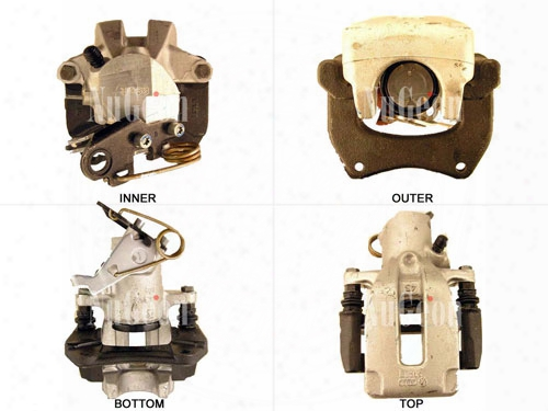 Disc Brake Caliper - Rear Passenger Side - Nugeon 2202124r Vw