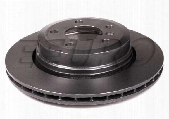 Disc Brake Rotor - Rear (320mm) - Brembo 25750 Bmw 34213332217