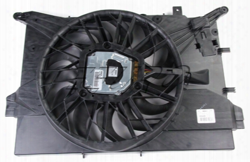 Electric Fan - Genuine Volvo 30749759