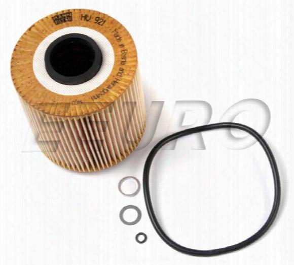 Engine Oil Filter - Mann-filter Hu921x Bmw 11421727300