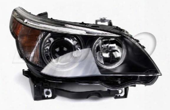 Hella Headlight Assembly - Passenger Side (xenon) (adaptive) Bmw 63127166120