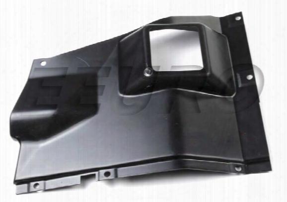 Inner Fender Liner - Front Driver Side - Genuine Bmw 51711962767