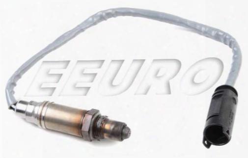 Oxygen Sensor - Rear Driver Side - Bosch 15321 Bmw 11787512002