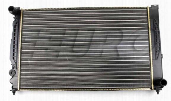 Radiator (manual Trans) - Nissens 60497 Audi 4b0121251k