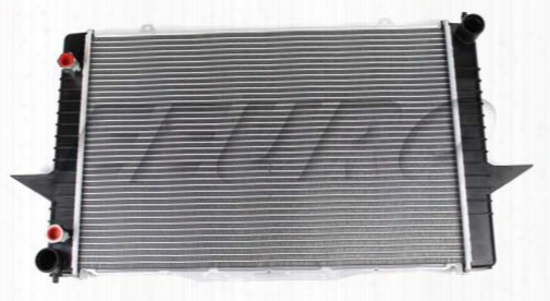 Radiator - Nissens 65548a Volvo 36000001