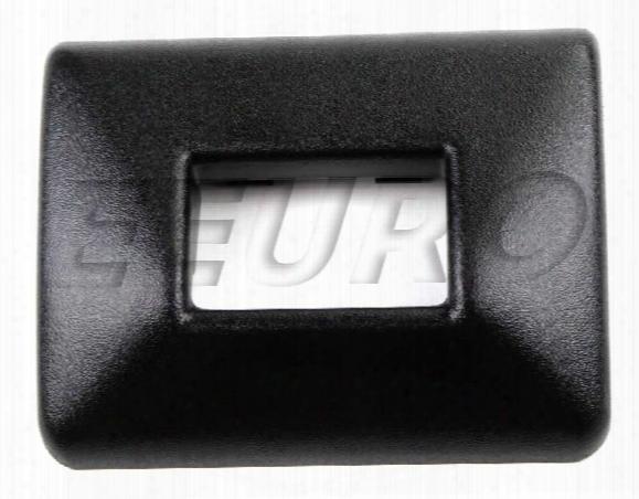 Seat Belt Outlet Trim - Rear - Genuine Bmw 52201963121