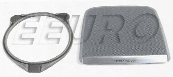 Speaker Cover - Rear (harmon Kardon) - Genuine Bmw 51468231411