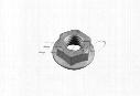 Exhaust Lock Nut (8mm) - Genuine Volvo 985921