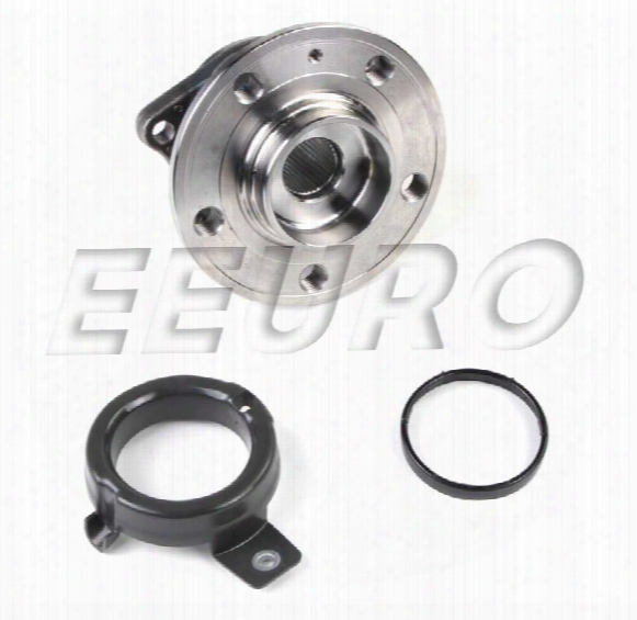 Wheel Bearing And Hub Assembly - Rear Passenger Side - Genuine Volvo 31360326