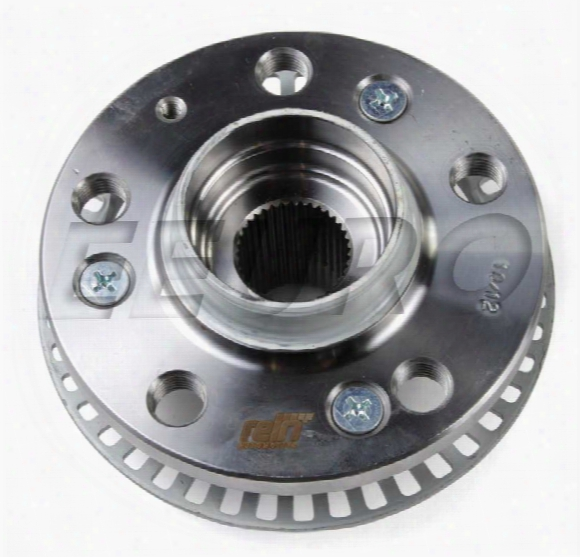 Wheel Hub - Front - Rein Beh0014r Vw 1h0407613b