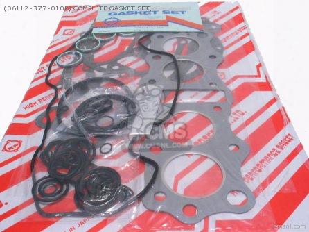 (06112-377-010p) Complete Gasket Set, Cb400f