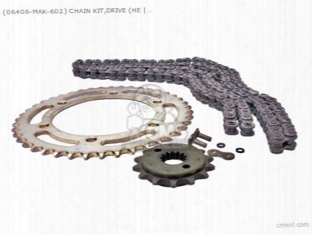 (06406-mak-602) Chain Kit,drive (he