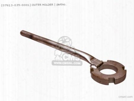 (079230350000) Holder Clutch