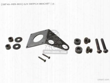 (08t49mer800) G/h Switch Bracket