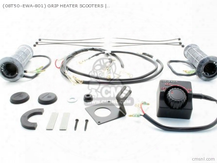 (08t5012b801) Grip Heater Scooters