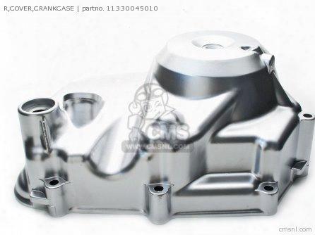 (11330-045-020) R,cover,crankcase