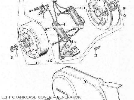 (11341-035-050) Cover L Case
