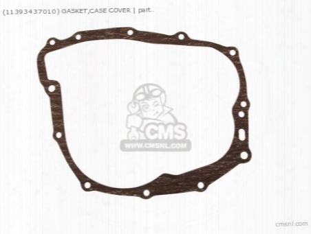 (11393437010) Gasket,case Cover