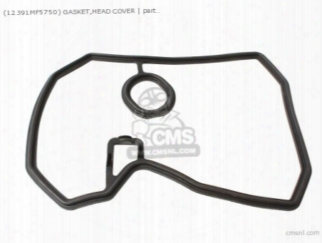 (12391mf5750) Gasket,head Cover