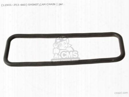 (12901353660) Gasket,cam Chain