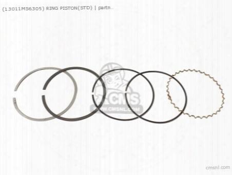 (13011ms6305) Ring Piston(std)