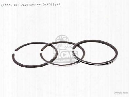 (13031107760) Ring Set (0.50)