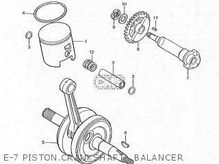 (13100-nx4-781) Piston Comp
