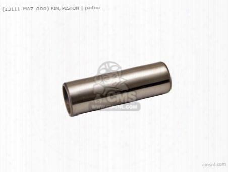 (13111-ma7-000) Piston Pin